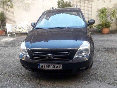 gebraucht Kia Carnival 2,9 CRDi VGT Autromatic Kombi / Family Van