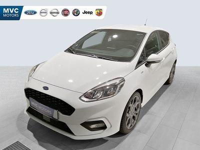 gebraucht Ford Fiesta ST-Line 1,0 EcoBoost Start/Stop Aut.