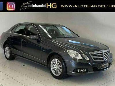gebraucht Mercedes E220 CDI BlueEfficiency
