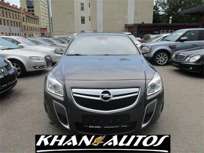 gebraucht Opel Insignia 2,8 V6 Turbo OPC Allrad Aut. Limousine,
