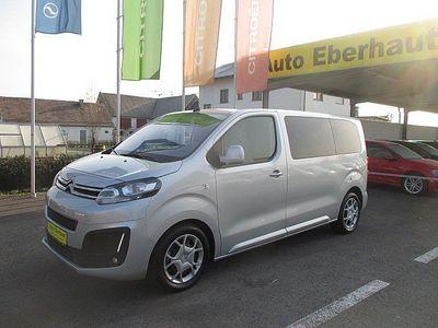 gebraucht Citroën Spacetourer BHDI 150 M Business *9-Sitze *Navi