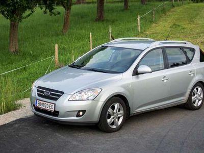 gebraucht Kia cee'd cee'd1.6 CRDi SW Kombi Kombi / Family Van