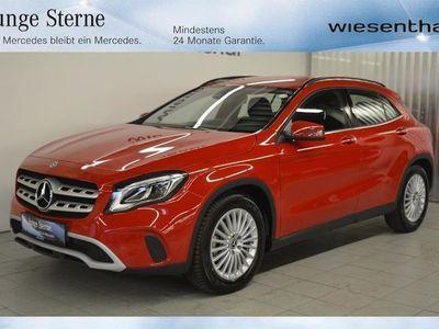 """gebraucht Mercedes GLA200 """""""" D4M"""