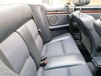 gebraucht Audi Cabriolet 2,0 E