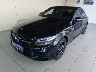 gebraucht Mercedes C220 d 4MATIC AMG/Sportpaket/Allrad/LED/Comand/Le