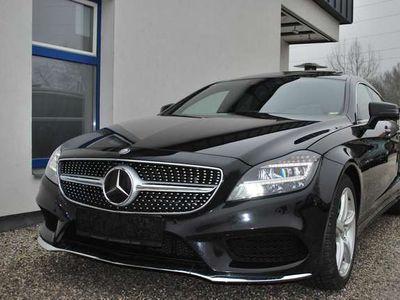gebraucht Mercedes CLS350 Shooting Brake d 4MATIC Aut. AMG-line