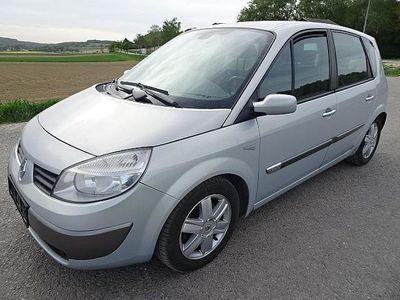 brugt Renault Scénic Expression Komfort 1,9 dCi Kombi / Family Van,