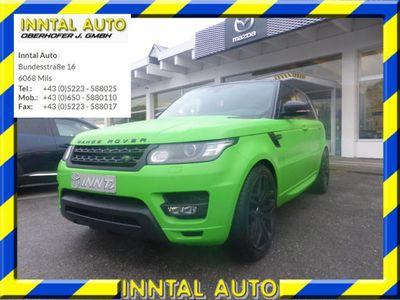 used Land Rover Range Rover Sport 3,0 SDV6 HSE Dynamic