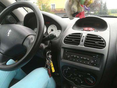 gebraucht Peugeot 206 Klein-/ Kompaktwagen,
