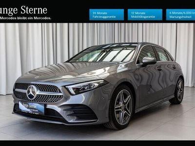 gebraucht Mercedes A220 AMG / Pano / Distronic / HUD / Multibeam