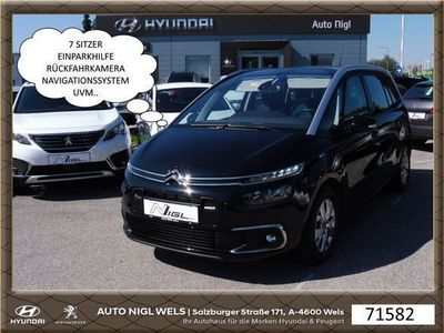 gebraucht Citroën Grand C4 Picasso C4 Picasso BlueHDI 120 S&S 6-Gang Feel Ed... Kombi / Family Van,
