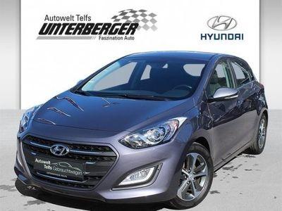 gebraucht Hyundai i30 - 5 Comfort 1,4 CVVT 102m- Klimaaut. PDC