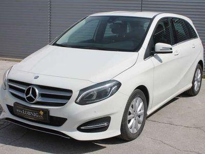 gebraucht Mercedes B160 B-KlasseEdition Plus 32000 km LED Limousine