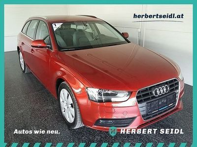 gebraucht Audi A4 Avant 2,0 TDI **LEDER, XENON**