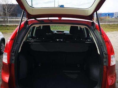 gebraucht Honda CR-V 2,2-DTEC Elegance DPF SUV / Geländewagen