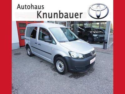 gebraucht VW Caddy 1,6TDI Klima/8-fach/NAVI 7.390 NETTO