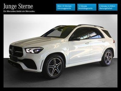 gebraucht Mercedes 300 GLE d 4Matic Aut.