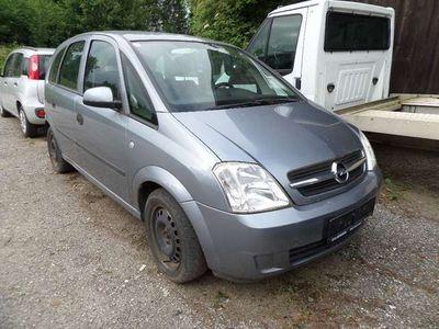 gebraucht Opel Meriva 1,6 16V Automatik 2 Stück fahrbereit mit Unfall