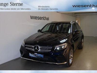 gebraucht Mercedes GLC250 d4MATIC