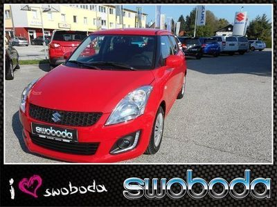 used Suzuki Swift 1,2 DualJet Shine Limousine,