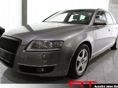 gebraucht Audi A6 Avant 3,0 TDI V6 quattro Export oder Gewerbe!!