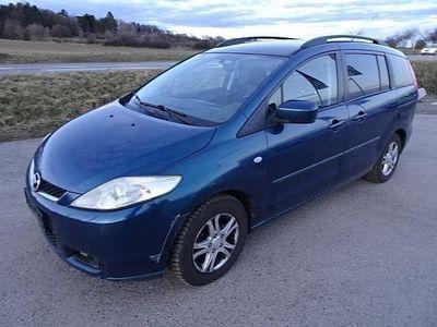 brugt Mazda 5 2,0 CD110 TX
