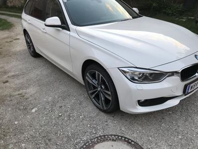 gebraucht BMW 320 3er-Reihe Kombi Diesel (F31) Touring Österreich-P