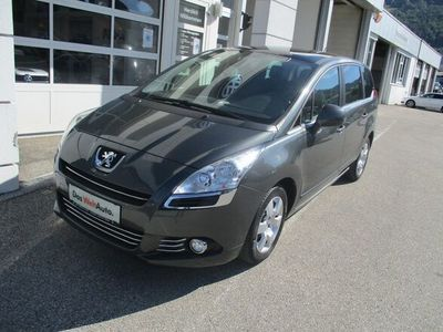 gebraucht Peugeot 5008 1,6 e-HDi 115 FAP Professional Line