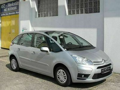 gebraucht Citroën C4 Picasso VTi 120 Edition Kombi / Family Van