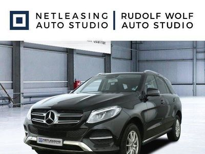 used Mercedes GLE350 d 4M Comand+LEDILS+AHK+AMGLine+Schiebed.