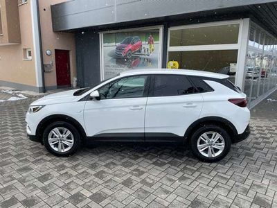 gebraucht Opel Grandland X 1,2 Turbo Dir. Inj. Business Edition Start/Stop SUV / Geländewagen