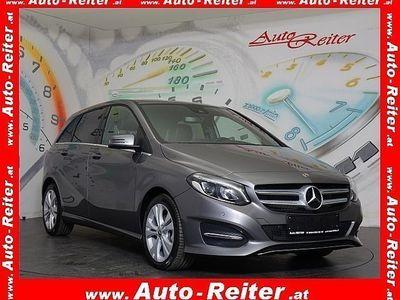 gebraucht Mercedes B220 d 4MATIC Aut. *ALLRAD, LED, NAVI!* NP: ~ € 46.900