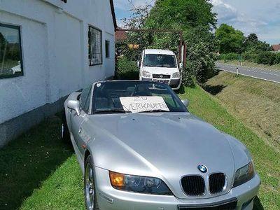 gebraucht BMW Z3 1.9 I roadster e36 Cabrio / Roadster