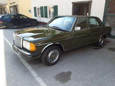 gebraucht Mercedes E250 W123