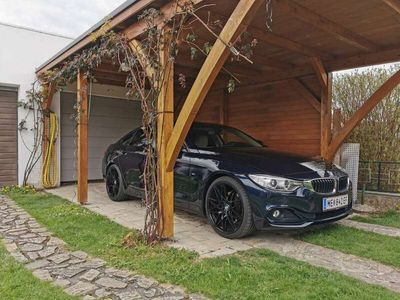 gebraucht BMW 430 Gran Coupé 4er-Reihe Gran Coupe Diesel (F36) Aut.