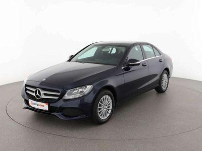 gebraucht Mercedes C220 BlueTEC / d C -Klasse Lim.