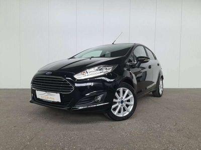 gebraucht Ford Fiesta Titanium/Keyless-Go/Bluetooth/Sitzh/Einparkhilfe.