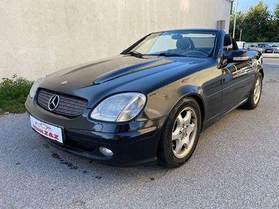 gebraucht Mercedes SLK230 SLK-KlasseKompressor Cabrio / Roadster