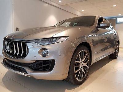 gebraucht Maserati Levante Diesel GranLusso / ZEGNA EDITION ZEGNA EDITION