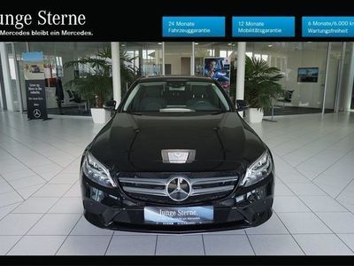 used Mercedes C200 C-Klassed Aut. Limousine,