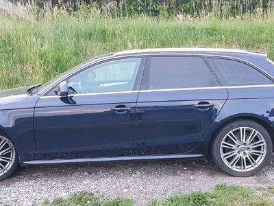 gebraucht Audi A4 Avant 1,8Tfsi Kombi / Family Van