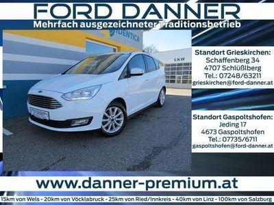gebraucht Ford C-MAX Titanium 1,5 TDCi (BESTPREIS + € 1.000,- ... Kombi / Family Van,