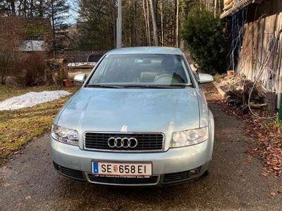gebraucht Audi A4 1,6 MIT PICKERL WENIG KILOMETER