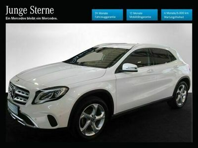 gebraucht Mercedes GLA200 d Sport Utility Vehicle