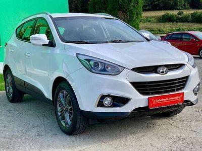 gebraucht Hyundai ix35 2,0 CRDi Premium Aut.