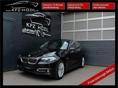 gebraucht BMW 525 5er-Reihe d Limousine