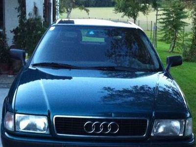 gebraucht Audi 80 2.0E Limousine