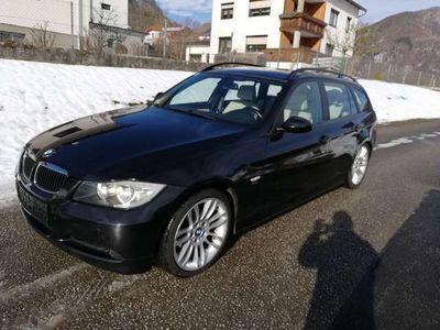 gebraucht BMW 318 3er-Reihe d Kombi **M-Paket** Kombi / Family Van