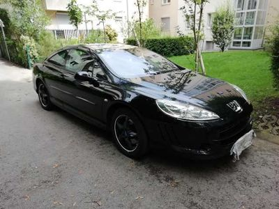 gebraucht Peugeot 407 Coupe 2,7 V6 HDI Tiptronic
