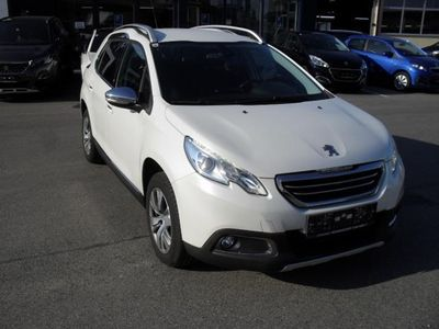 gebraucht Peugeot 2008 1,6 BHDI Allure